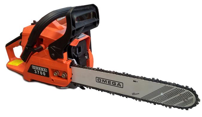Motosierra omega zl3700 herramientas para poda a gasolina - Motosierra electrica o gasolina ...