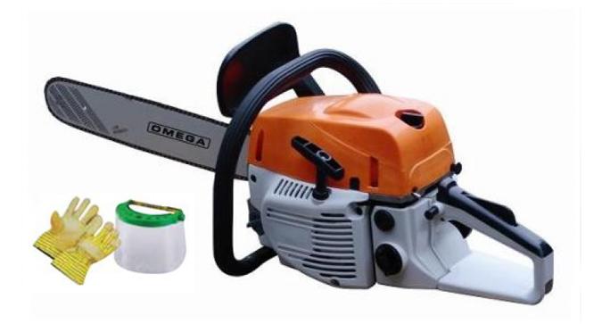 Motosierra gasolina omega zl5200 herramientas para poda a - Motosierras gasolina precios ...