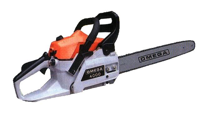 Motosierra gasolina zl4000 omega jardiner a sierras - Motosierra electrica o gasolina ...