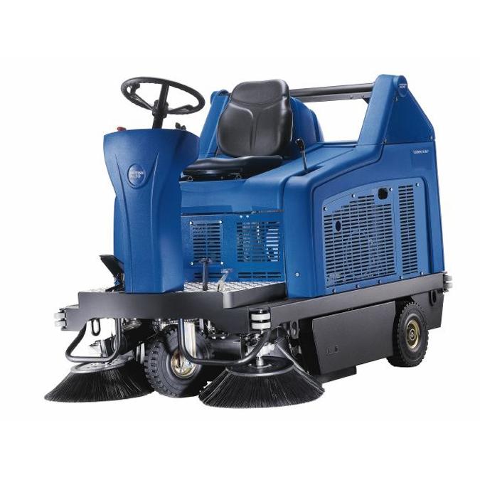 Barredora industrial nilfisk a gasolina r 680 p