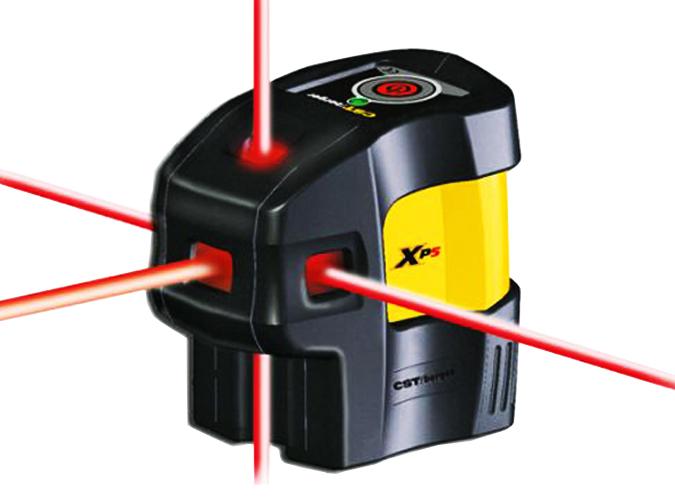 Laser de puntos autonivelante cst berger xp5 ref - Precio nivel laser ...