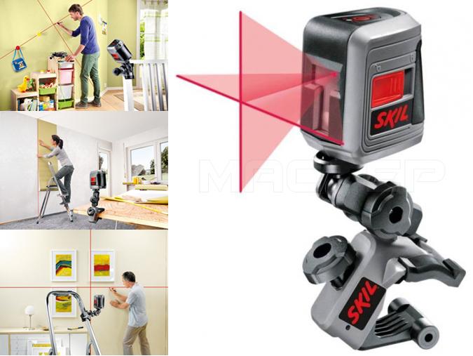 Nivel laser skil 0511aa herramientas de medicion y - Nivel con laser ...