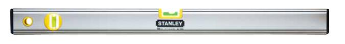 Nivelador de cuerpo magnetico ref. 1-42-263 stanley para la mejor nivelacion en trabajos de construccion.