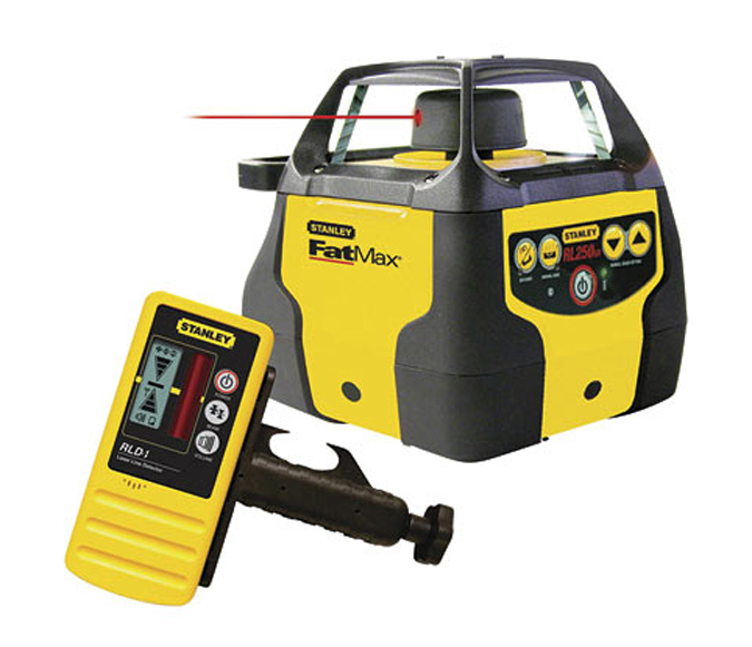 Niveles laser stanley rl 250gl ref 1 77 229 medicion - Nivel con laser ...