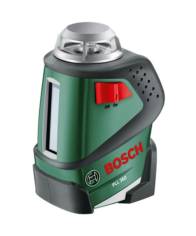 Nivel laser pll 360 bosch ref medicion - Nivel con laser ...