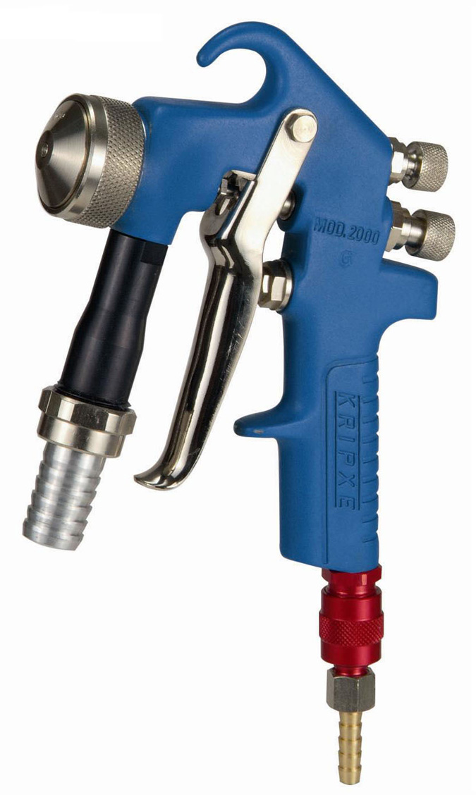 Pistola pintura por presion de kripxe pistola por presion - Pistola para pintar precios ...