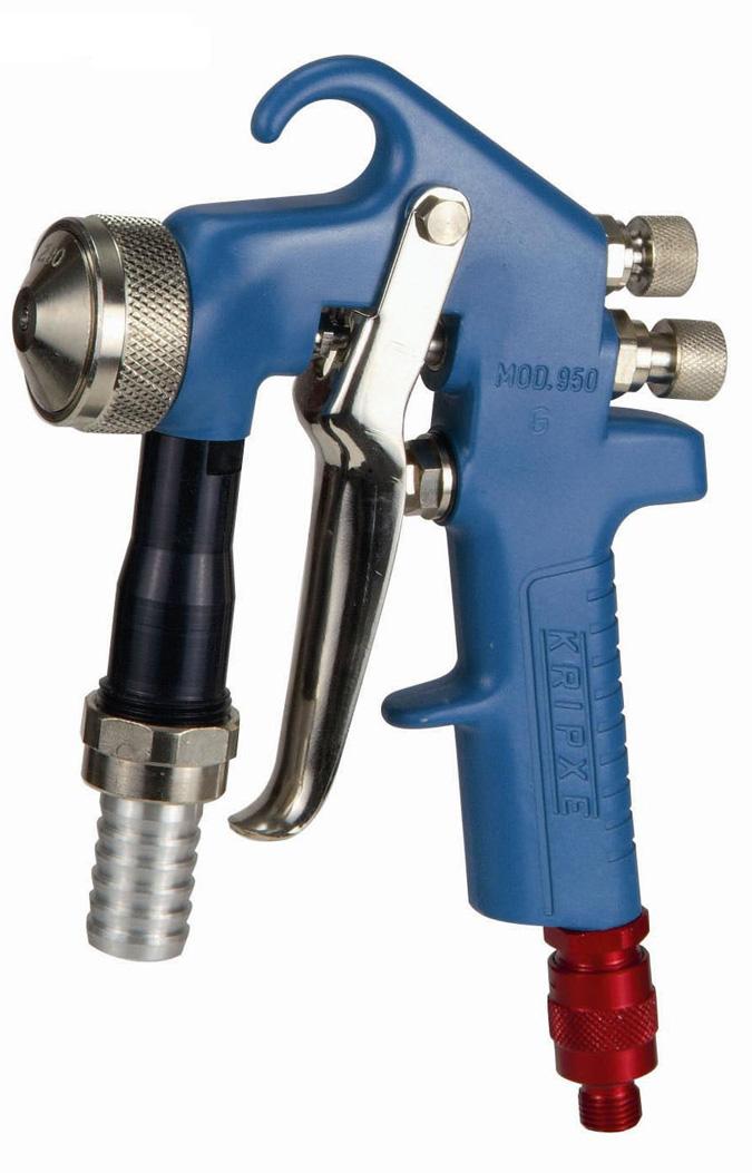 Pistola pintura por presion de kripxe pistola por presion - Pistola de pintura sin compresor ...