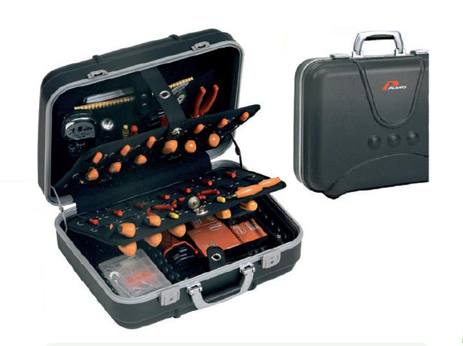 Maleta para herramientas plapc600e de plano - Maletin de aluminio para herramientas ...