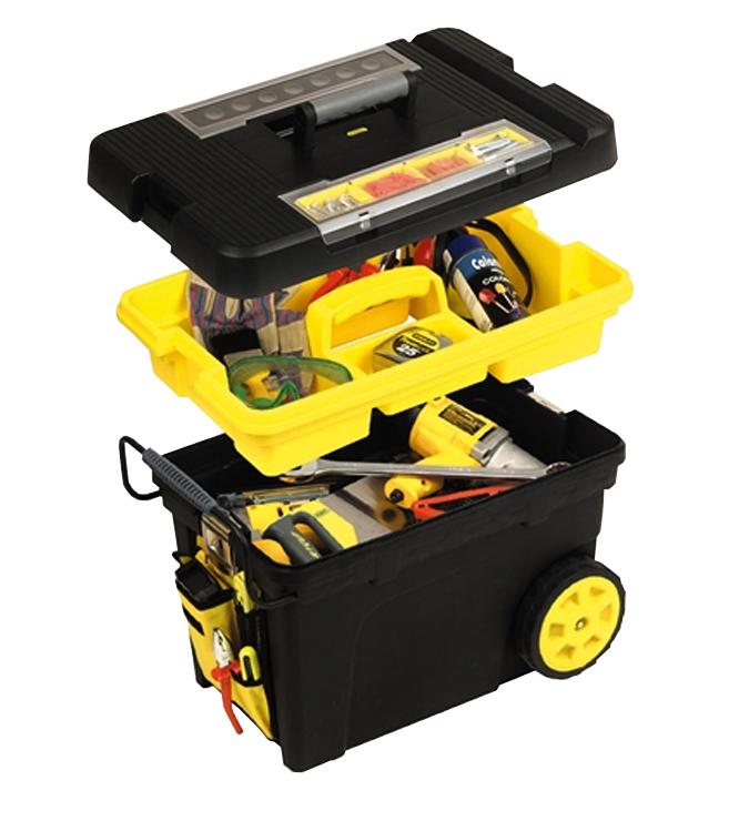 Maleta transporte herramientas ref 1 92 083 stanley - Caja de herramientas stanley ...