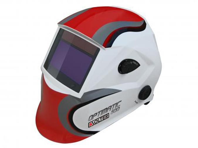 Careta de soldadura optimatic 500 soldadoras soldadoras - Mascara de soldar ...