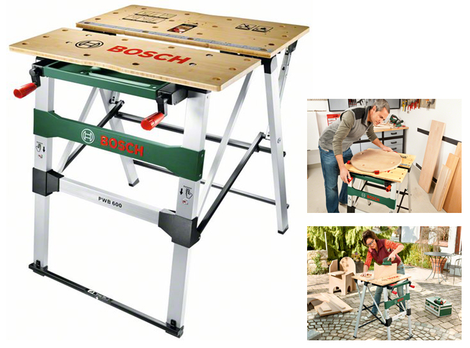 Banco de montaje pwb 600 ref carpinteria - Mesa de trabajo bricolaje ...
