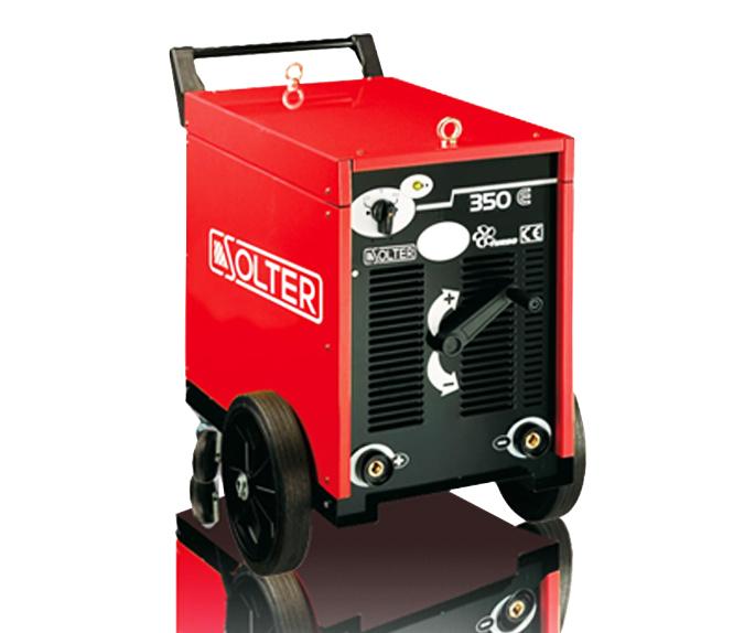 Rectificador de corriente soler sc 355 ref 56183 - Equipo soldadura electrica ...