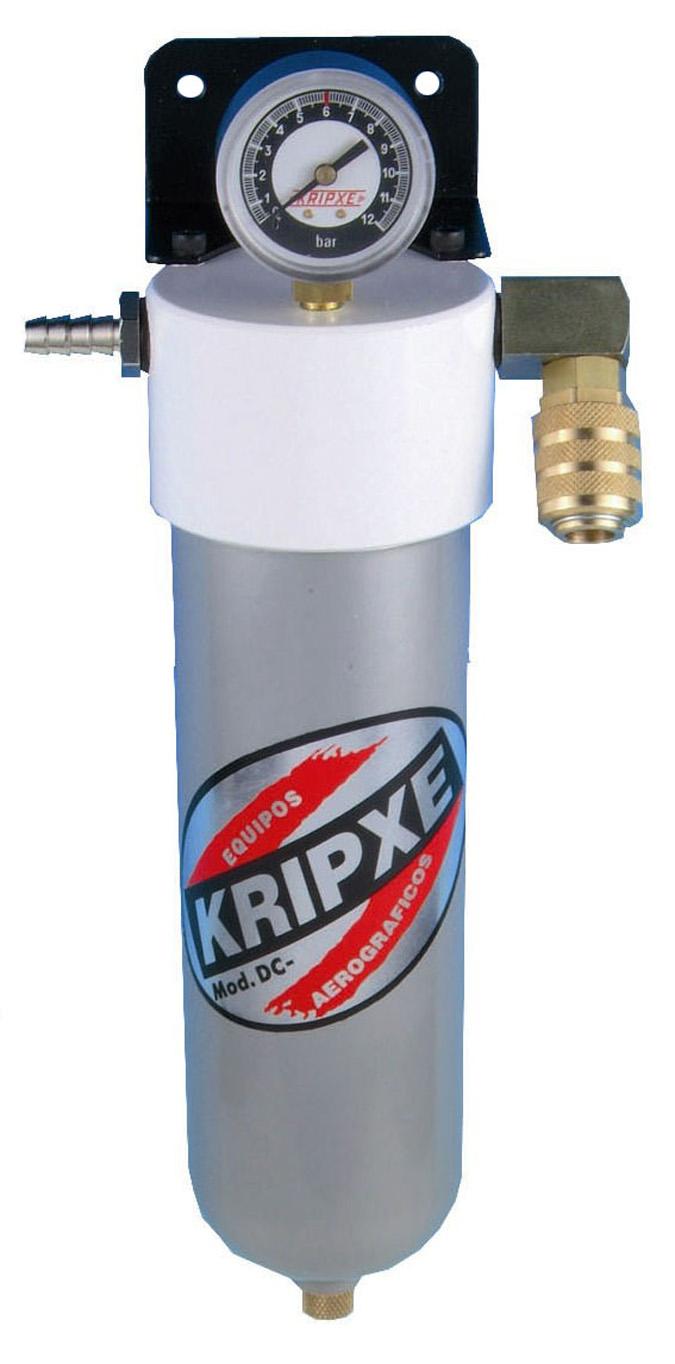 Filtro kripxe de aire DC-4.M.F., filtro de microfibras.