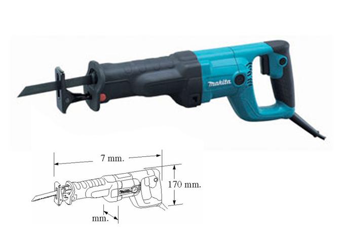 Sierra de sable jr3050t makita herramientas electricas - Herramientas para cortar madera ...