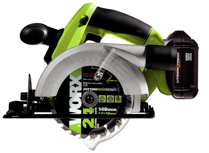 Herramientas a bateria worx wu529 sierras circulares sierras - Sierra circular precio ...