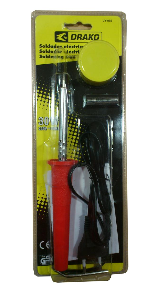 Soldador electrico lapiz drako herramienta electrica - Soldador electrico estano ...