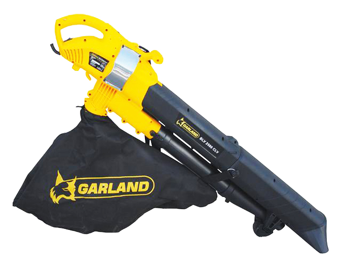 Soplador aspirador de hojas garland blv 2500 clv for Aspiradora de hojas de jardin