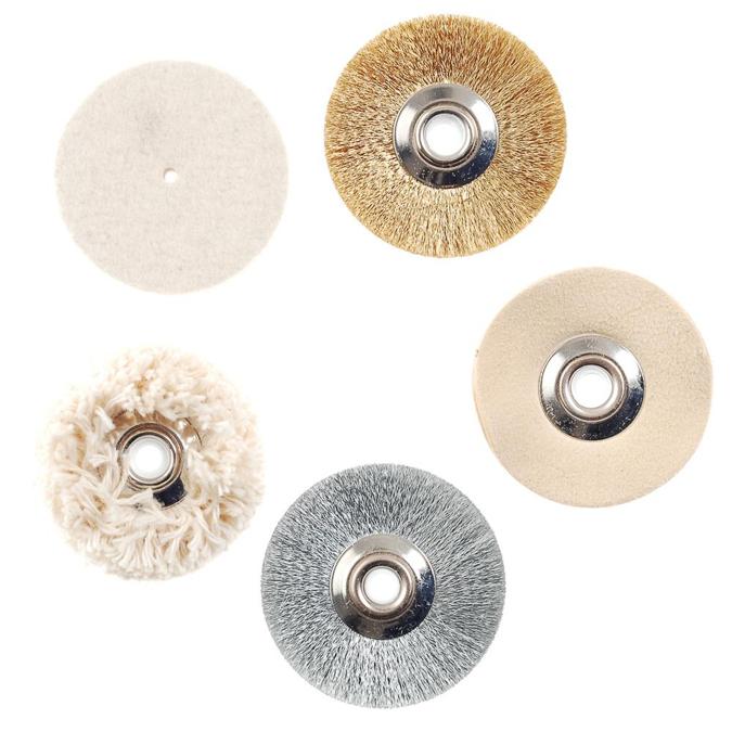 Surtido de pulido proxxon 28312 accesorios amolar y lijar - Accesorios para taladro ...