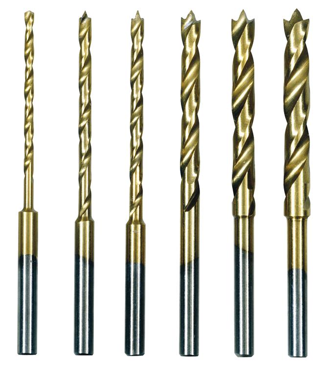brocas de proxxon 28876 accesorios para cortar y fresar