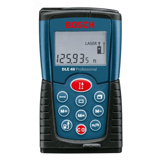 Medidor laser bosch dle 40 - Medidor laser bosch ...