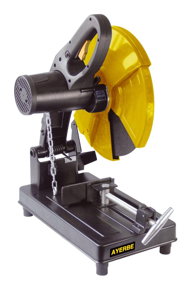 Sierra tronzadora AY 350 TR Ref, 580210 Ayerbe para trabajos de carpinteria.