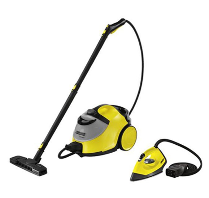 Dispositivo de limpieza a vapor karcher para uso en el hogar - Maquina a vapor para limpieza ...