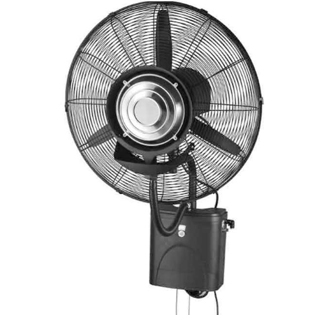 Ventilador con agua nebulizada euritecsa mfb 50 65 - Ventiladores de pared ...