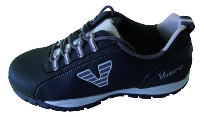 Zapato volare de proteccion laboral illy negra zv5500d-s3 para la maxima seguridad de trabajo.