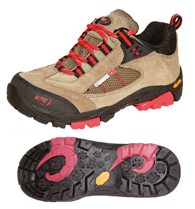zapatillas outdoor nios