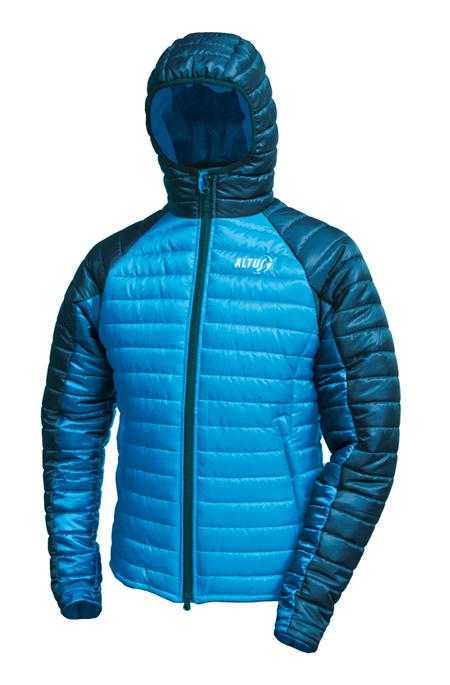 Abrigo de montaña altas temperaturas y ligero de altus Nimbus Hombre