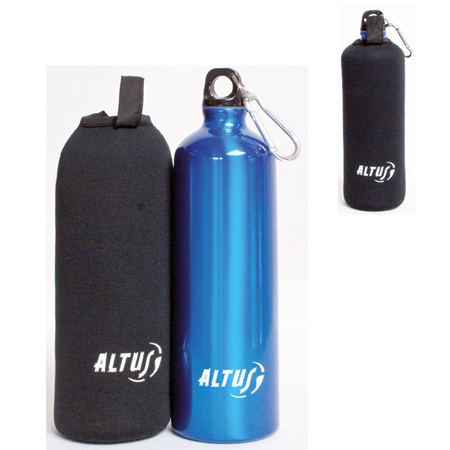 Botella ideal para transportar liquido en cualquier excursión o salida.