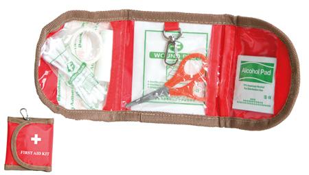 mini botiquin primeros auxilios