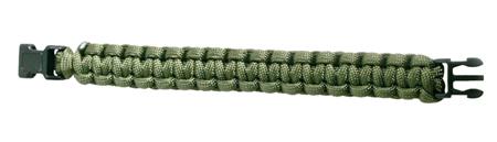 puede desenredarse en una emergencia y proporciona una resistente cuerda