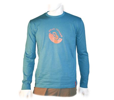 camiseta de algodón natural, transpirable y duradera
