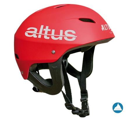 casco para deportes de aventura y agua