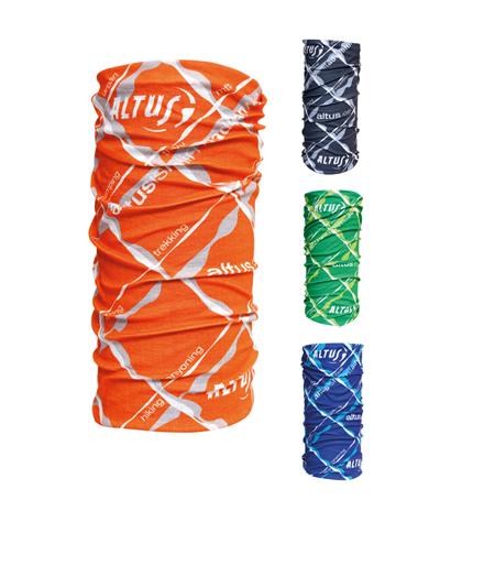 Bandana diamond altus para proteger tu cuello y cara del frío