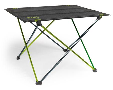 Mesa de camping plegable de aluminio altus