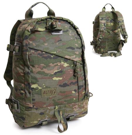 mochilas para camuflaje y tipo militar modelo esqui montaña