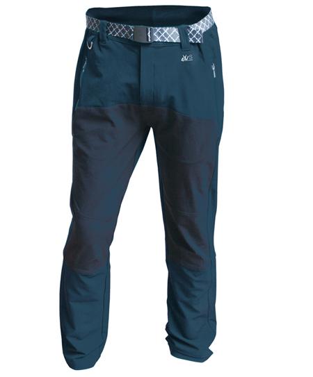 pantalon trekking de altus modelo Helio para hombre color azul oscuro