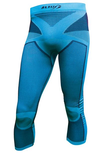 pantalones termicos interior unisex de Altus color azul