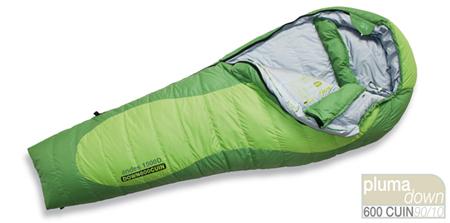 saco de dormir para temperaturas extremas