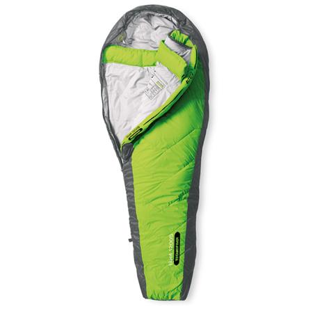 saco de dormir altus de fibra ideal para acampadas y excursiones de media montaña