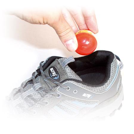 Bolas de ambientador ideal para calzado de montaña