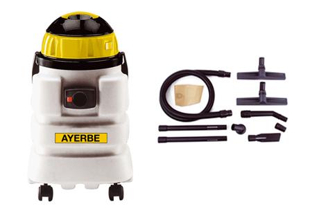 Aspirador polvo y agua AY 1200 IND 587020 Ayerbe