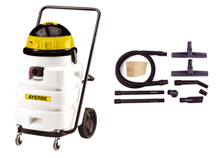Aspirador industrial AY 2400 IND 587010 Ayerbe