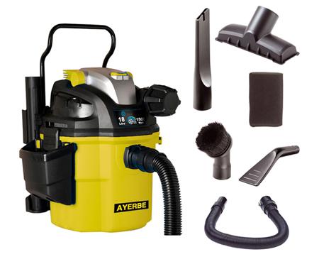 Aspirador industrial AY 1500 PARED 587300 Ayerbe