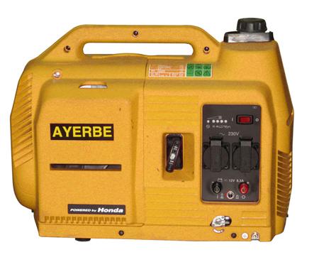 Generador insornorizado AY 1000 INS Ref. 5418405 Ayerbe