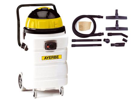 Aspirador polvo y agua AY 3600 IND 587000 Ayerbe