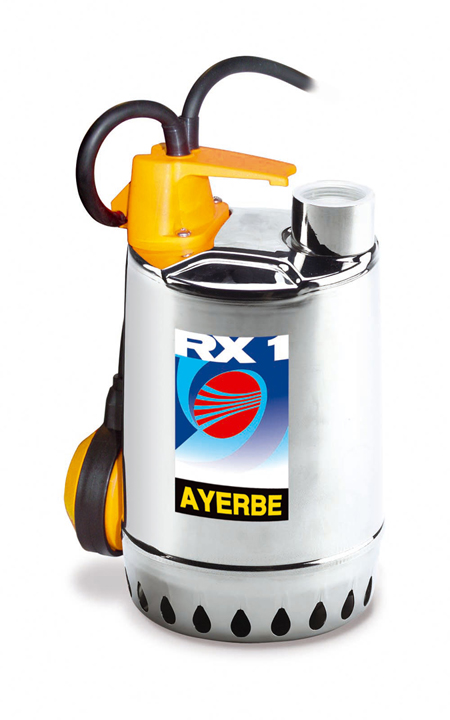 Bomba hierro fundido ayerbe 140 RXm1 INOX 5860100-110