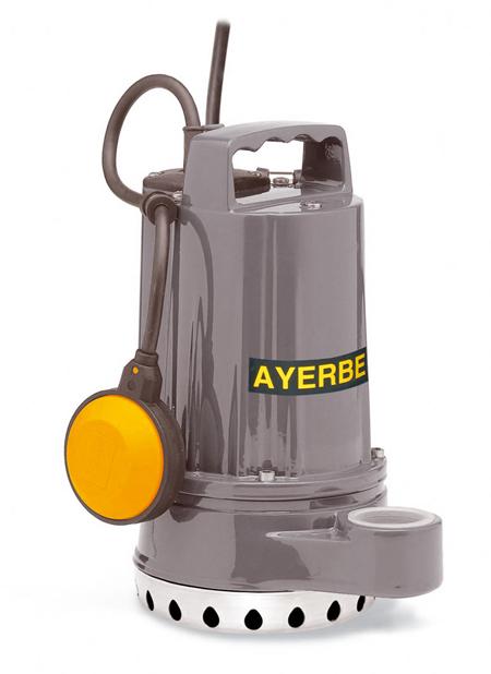 Electrobombas AY 325 DCm10 HF 5860120-130 Ayerbe